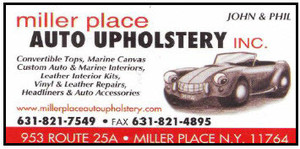 Miller Place Auto Upholstery